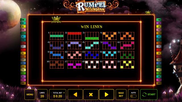 игровой автомат Rumpel Wildspins 3