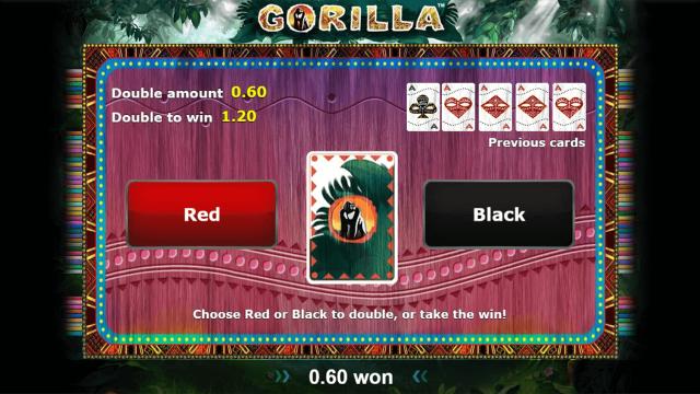 игровой автомат Gorilla 2