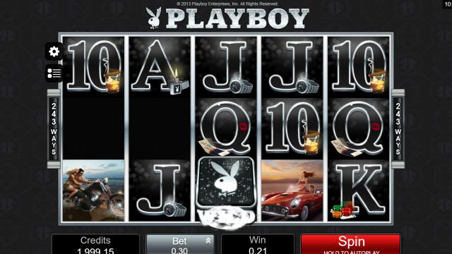 онлайн аппарат Playboy 12