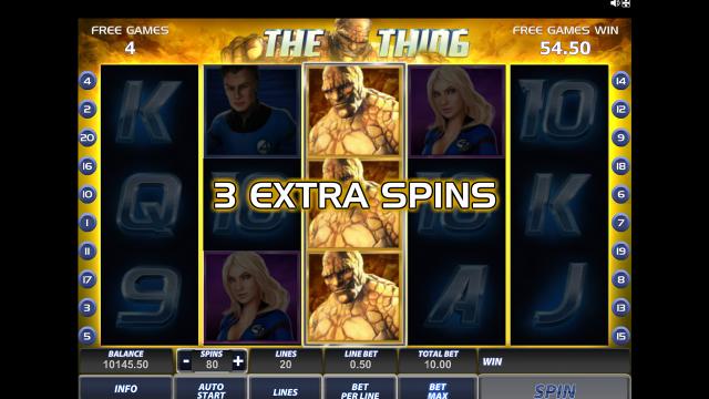 игровой автомат Fantastic Four 17