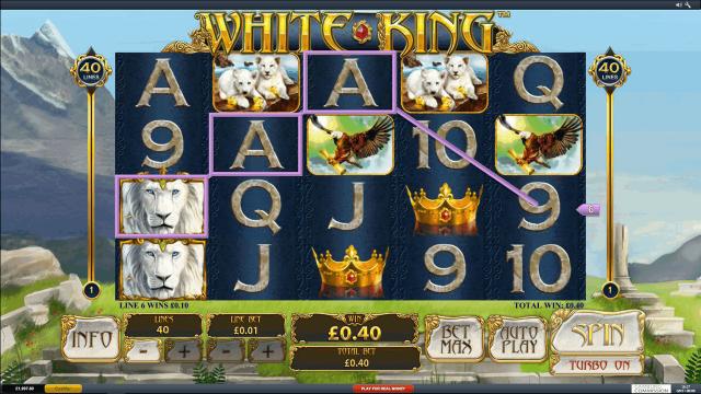 игровой автомат White King 3