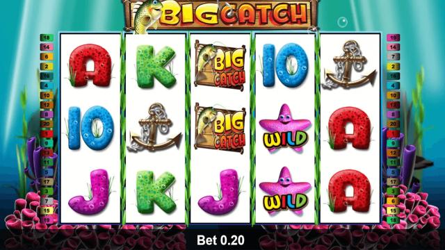 игровой автомат Big Catch 2