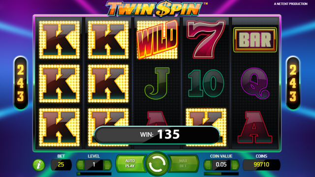 игровой автомат Twin Spin 5