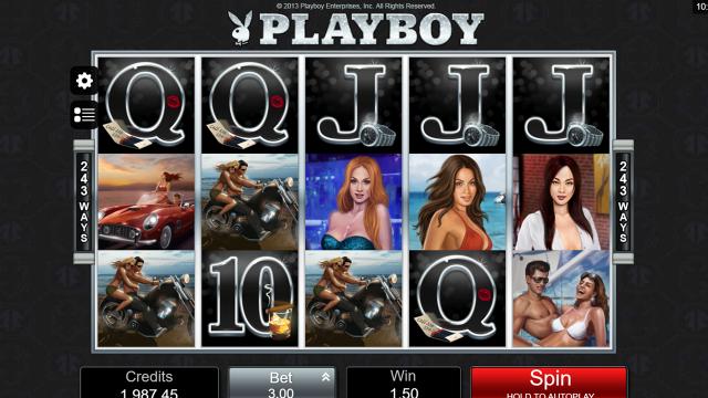 популярный слот Playboy 14