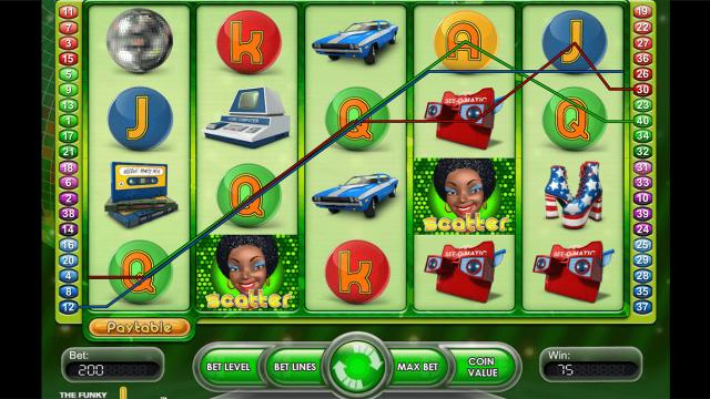 игровой автомат The Funky Seventies 6