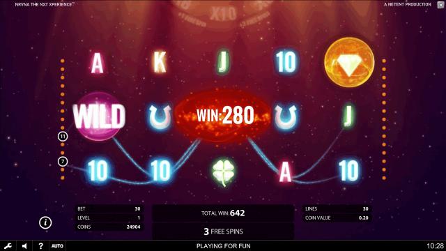 игровой автомат Nrvna 7