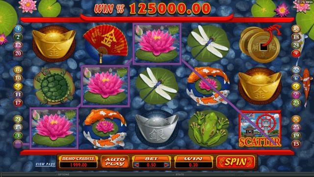 игровой автомат Lucky Koi 2