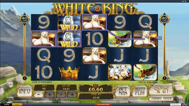 игровой автомат White King 1