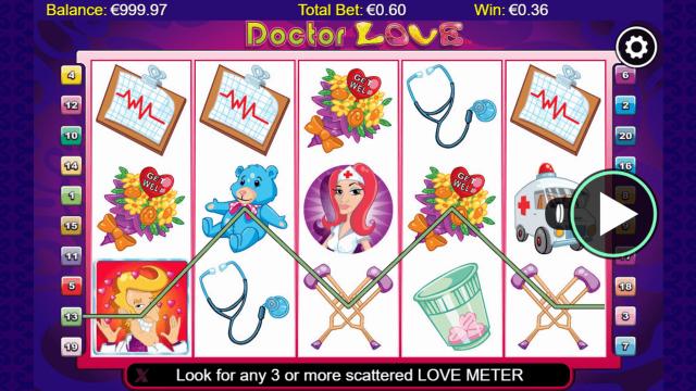 онлайн аппарат Doctor Love 6