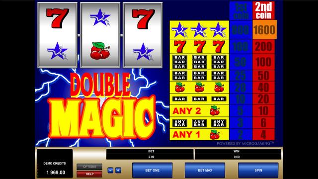 популярный слот Double Magic 7
