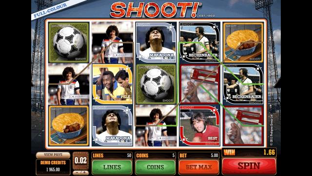 игровой автомат Shoot! 2