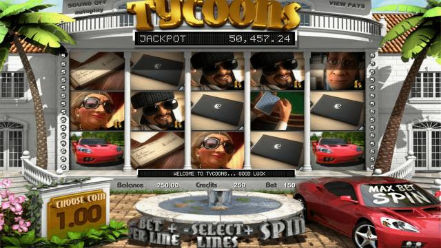 онлайн аппарат Tycoons 3