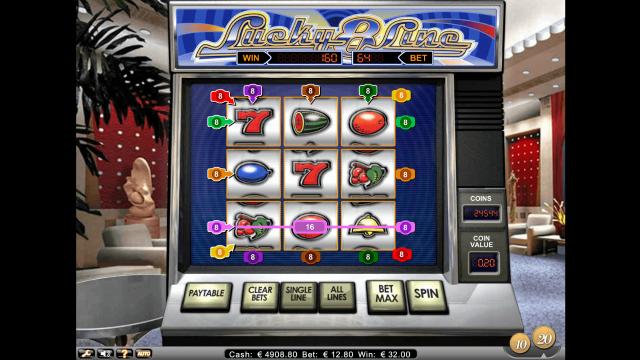 игровой автомат Lucky 8 Line 8