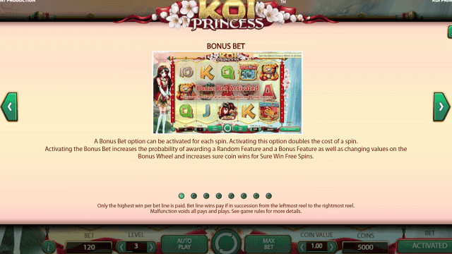 популярный слот Koi Princess 2