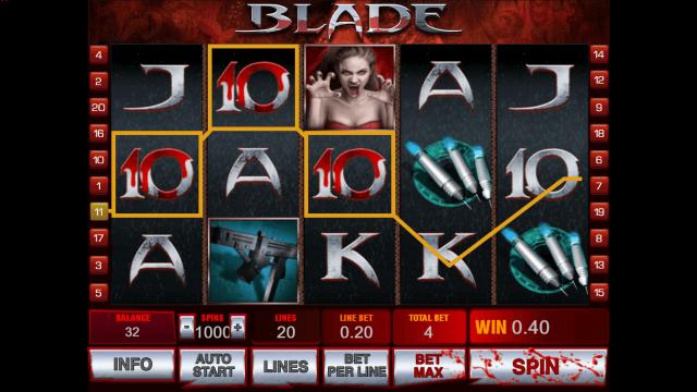 онлайн аппарат Blade 9