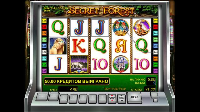 онлайн аппарат Secret Forest 5