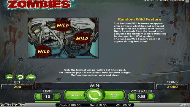 игровой автомат Zombies 3