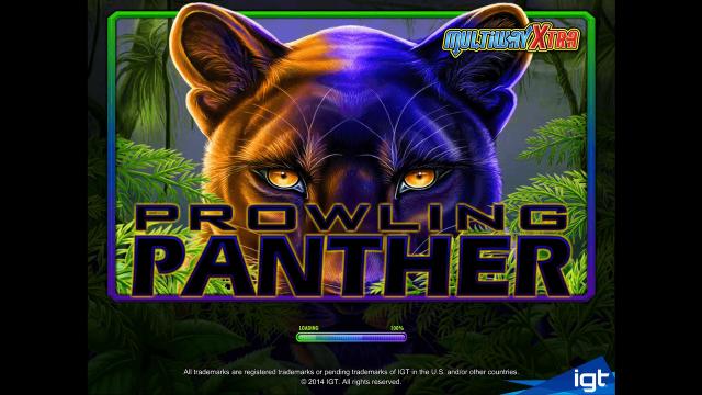 онлайн аппарат Prowling Panther 1