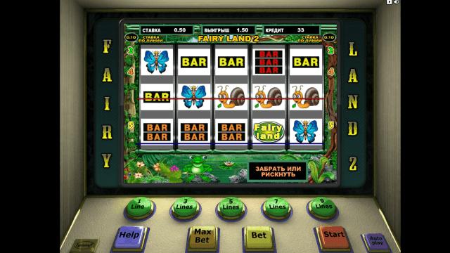 игровой автомат Fairy Land 2 7