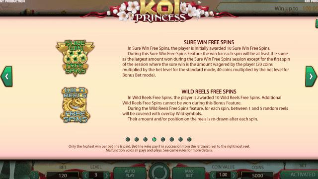 игровой автомат Koi Princess 4