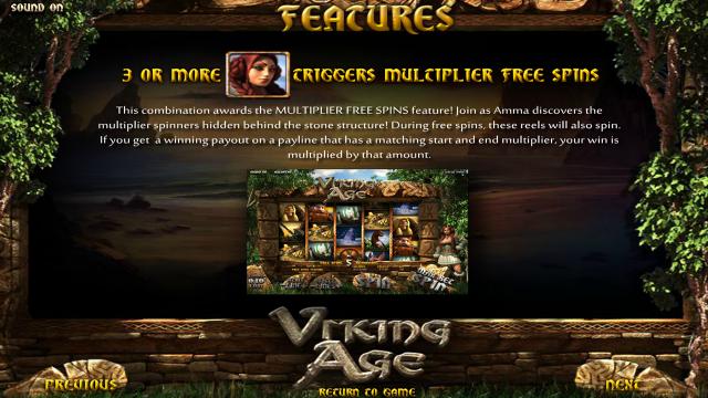 популярный слот Viking Age 4