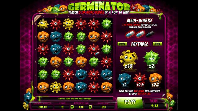 популярный слот Germinator 3