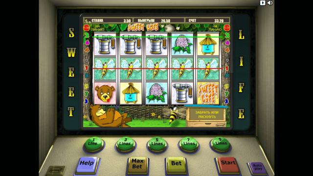 игровой автомат Sweet Life 8