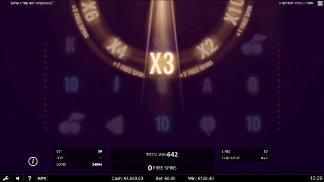 игровой автомат Nrvna 8