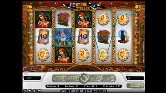 игровой автомат Fortune Teller 6