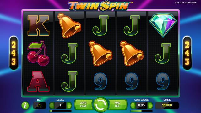 онлайн аппарат Twin Spin 8