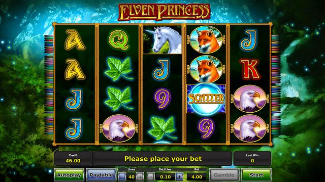 игровой автомат Elven Princess 2