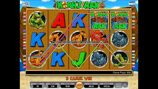 игровой автомат Noah's Ark 4