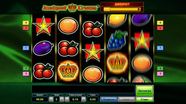 игровой автомат Jackpot Crown 8