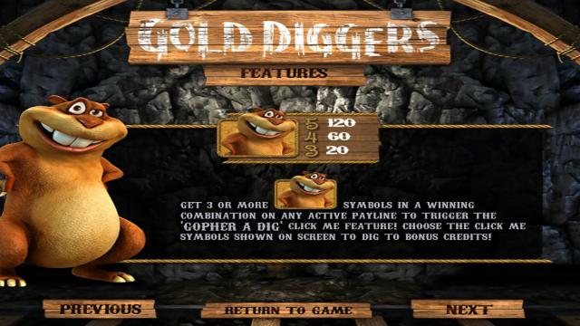 популярный слот Gold Diggers 5