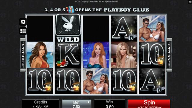 онлайн аппарат Playboy 17