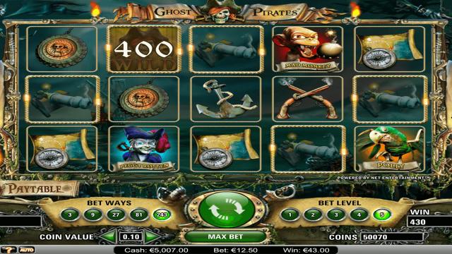 онлайн аппарат Ghost Pirates 6
