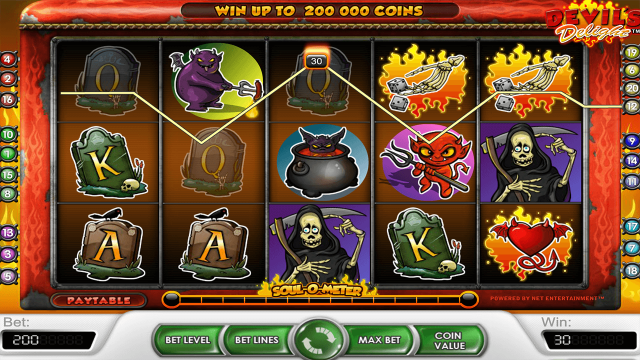 игровой автомат Devil's Delight 9