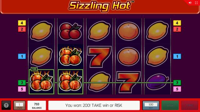 игровой автомат Sizzling Hot 15