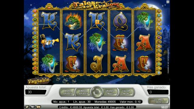 игровой автомат Tales Of Krakow 8