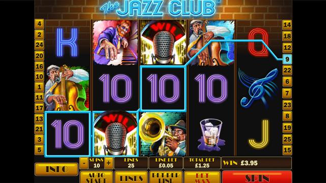 онлайн аппарат The Jazz Club 7