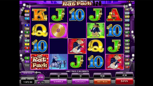 онлайн аппарат The Rat Pack 2