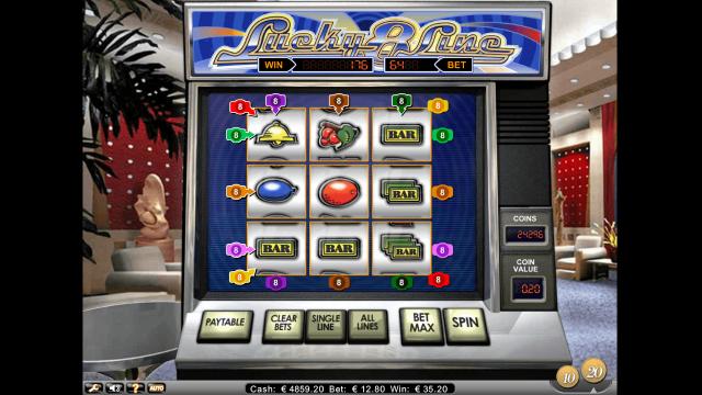 игровой автомат Lucky 8 Line 9