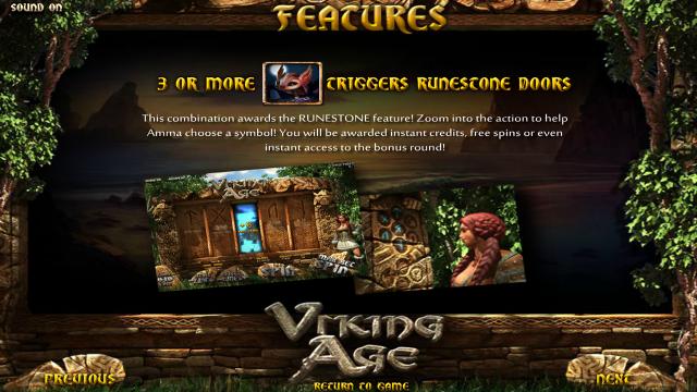 онлайн аппарат Viking Age 3