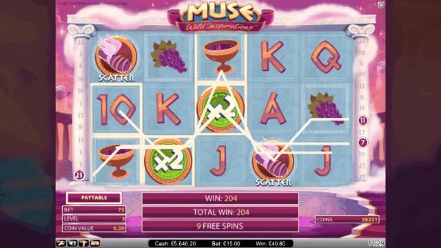 онлайн аппарат Muse 7