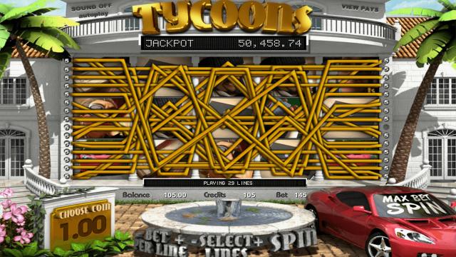 онлайн аппарат Tycoons 4