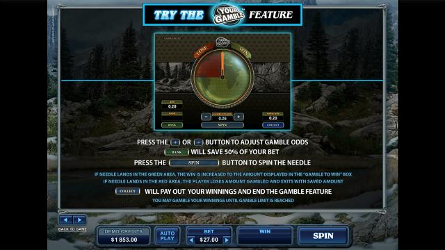 игровой автомат Untamed Wolf Pack 8