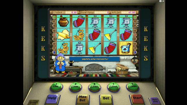 игровой автомат Keks 8