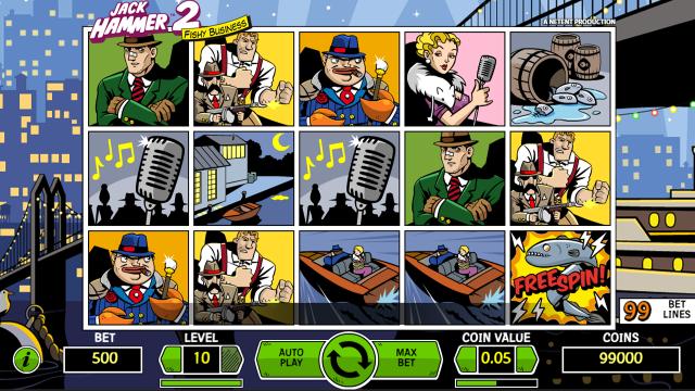 игровой автомат Jack Hammer 2 7