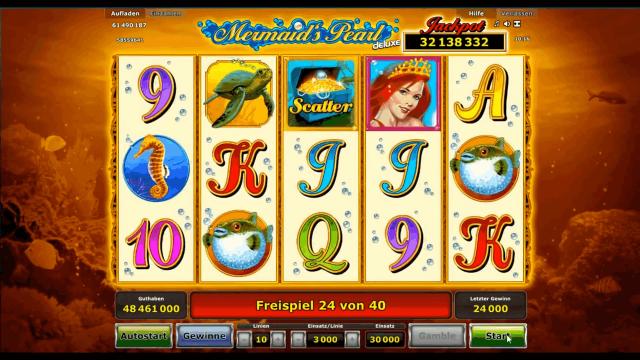 игровой автомат Mermaid's Pearl Deluxe 7