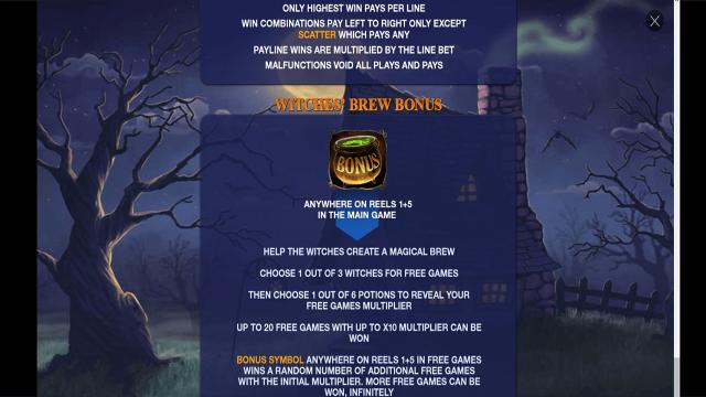 онлайн аппарат Halloween Fortune 4